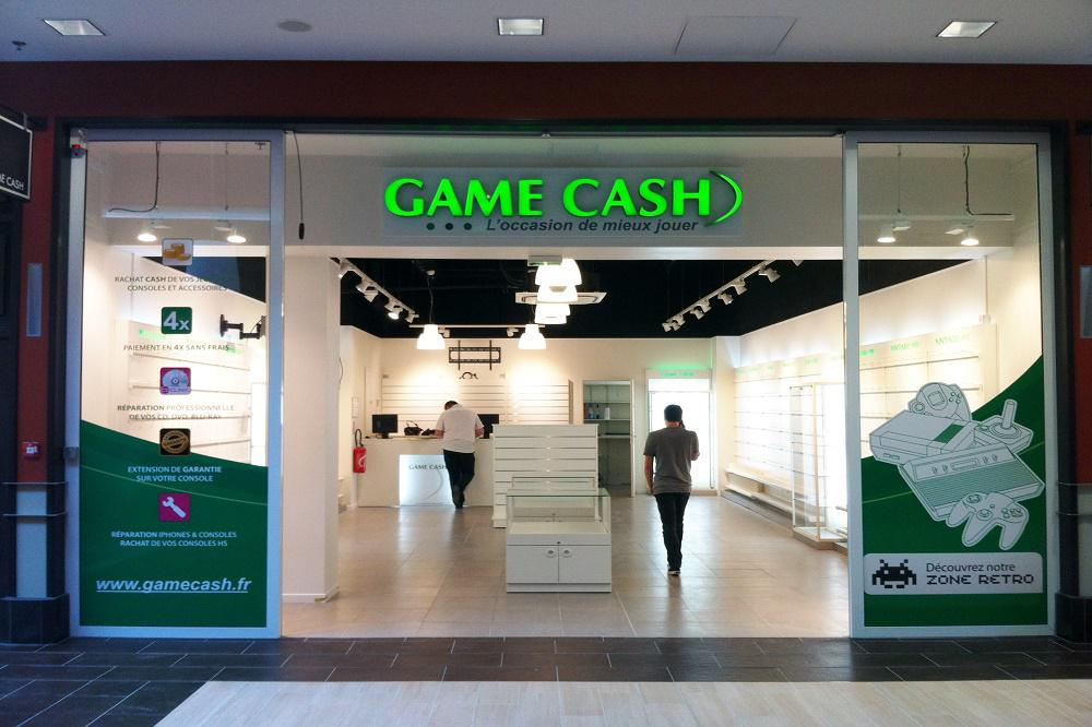 magasin jeux video
