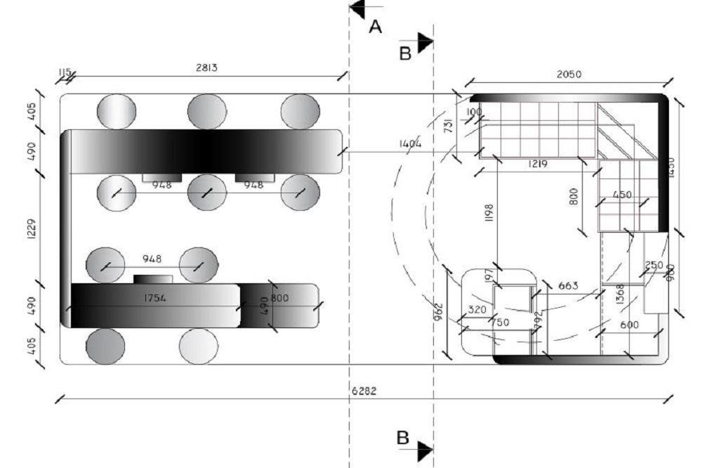 Aec r alisation conception et plan 3d for Conception plan 3d