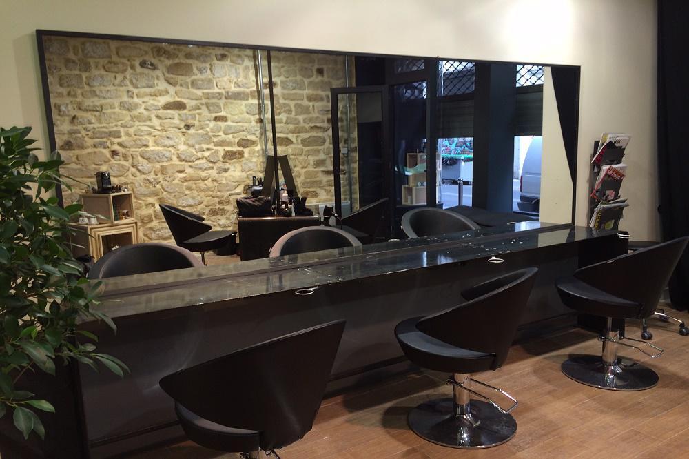 Aec r alisation nos realisations - Salon de coiffure paris 20 ...