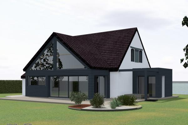 aec r alisation conception et plan 3d. Black Bedroom Furniture Sets. Home Design Ideas